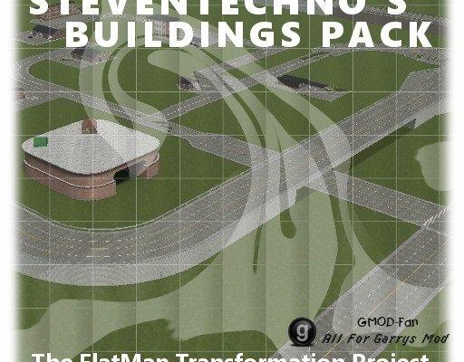 Steventechno's Buildings Pack
