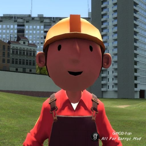 Bob The Builder Head