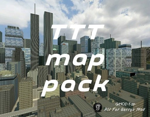 TTT Map Pack Part 1, 2, 3