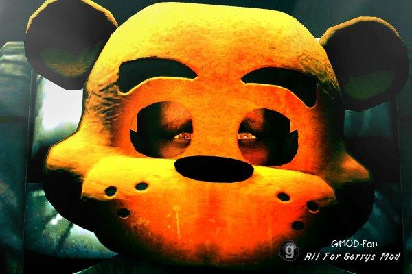 FNAF 2 - Freddy Fazbear Mask - Prop