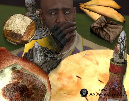 Food and Potions (Dark Messiah)