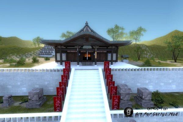 Myouren Temple (Touhou maps)