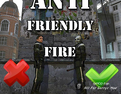 Anti-Friendly Fire