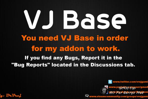 VJ Base