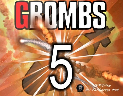 Garry's Bombs 5: Base Edition