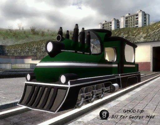 SligWolf`s Train