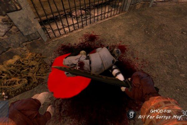 Kratos Playermodel