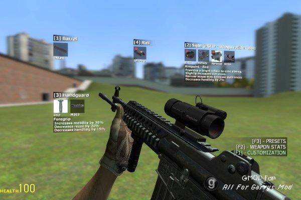 CW 2.0 l Daewoo K2 Rifle