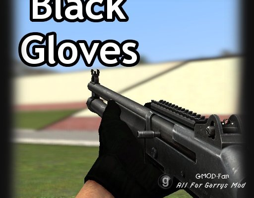 Black Gloves Reskin | CS:S