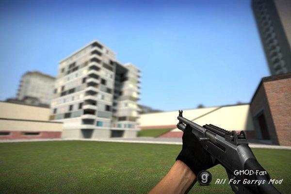 Black Gloves Reskin | CS:S