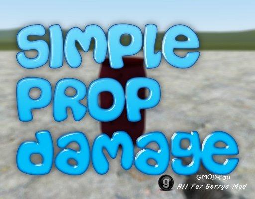 Simple Prop Damage