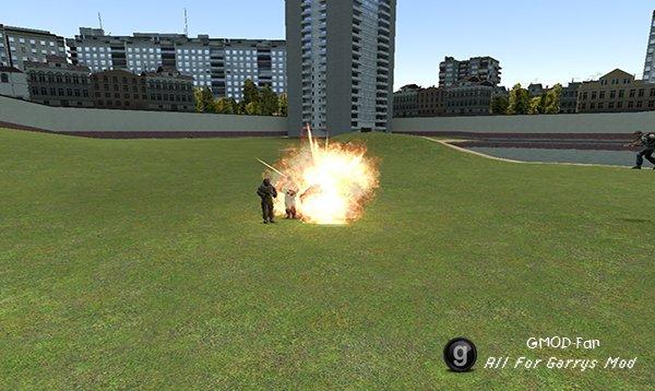 Explosive Crossbow 1.0 [Script]