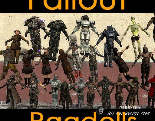 Fallout Ragdolls
