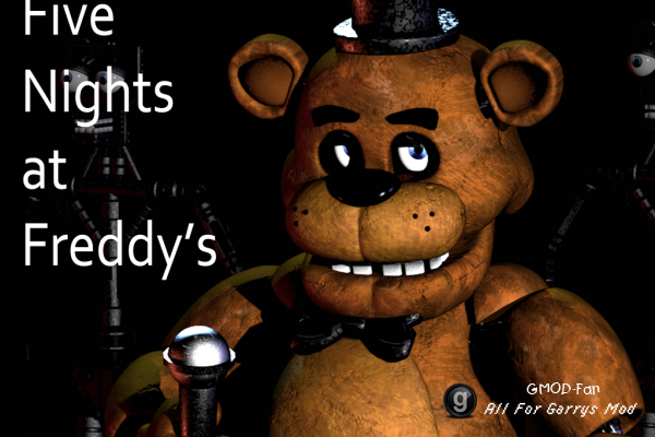 Five Night at Freddy's Content v4