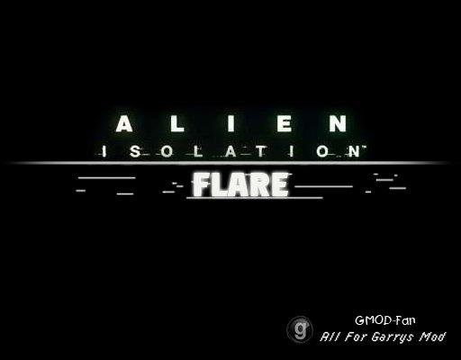 Alien: Isolation - Flare
