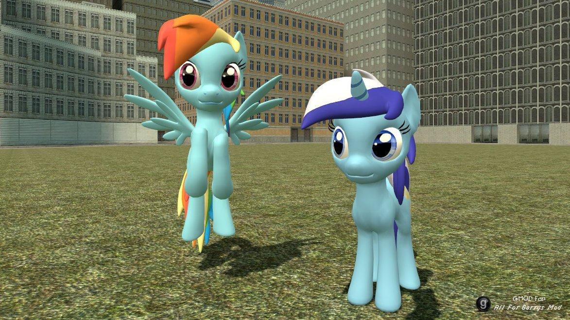 Pony Playermodel And Npc