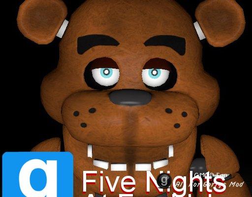 Five Nights at Freddy's NPC's / ENT's