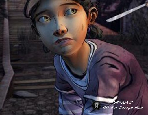 The Walking Dead: Season 2 - Clementine