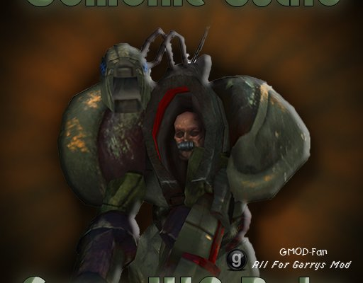 HL2 Beta: Combine Guard