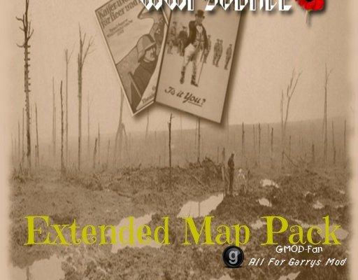 World War 1 Extended Map Pack