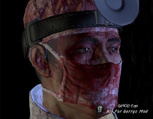 BioShock Infinite: Burial at Sea Dr.Yi Suchong