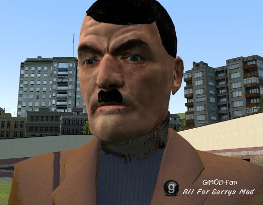 Adolf Hitler Playermodel