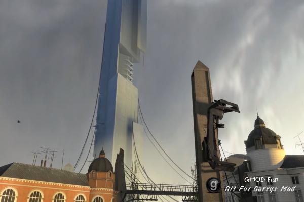 Мы начали снимать машиниму по мотивам игры Half-Life 2