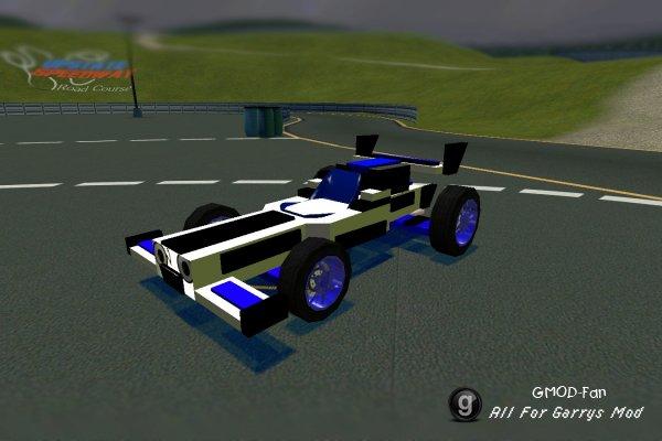 f2 race car
