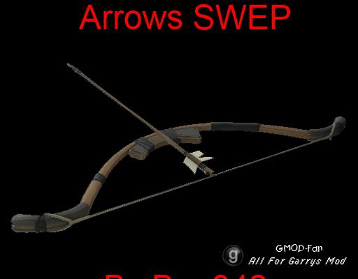 TF2 Bow + Arrows