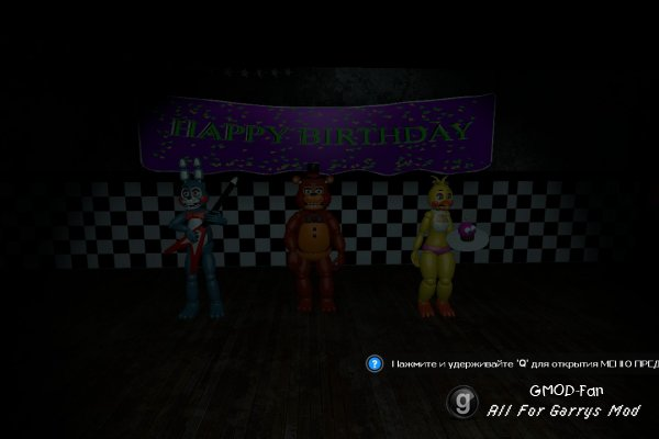 Five nights at freddy's 2 pizza save