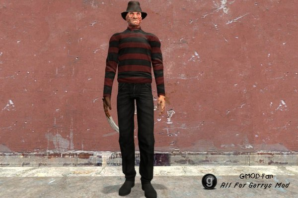 Freddy Krueger(NPC/PLAYER)