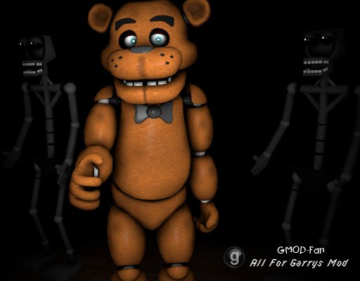 Five nights at Freddy's - Endoskeleton