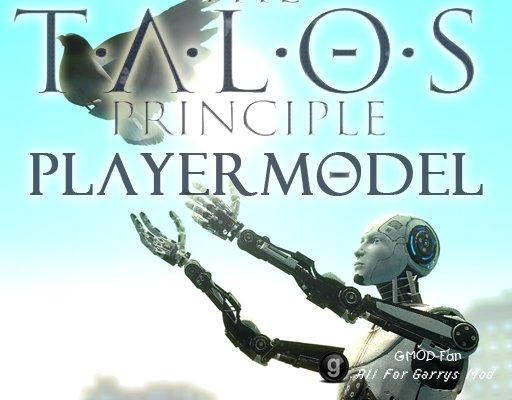 The Talos Principle playermodel