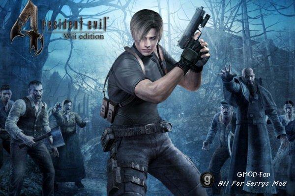 Resident Evil Content