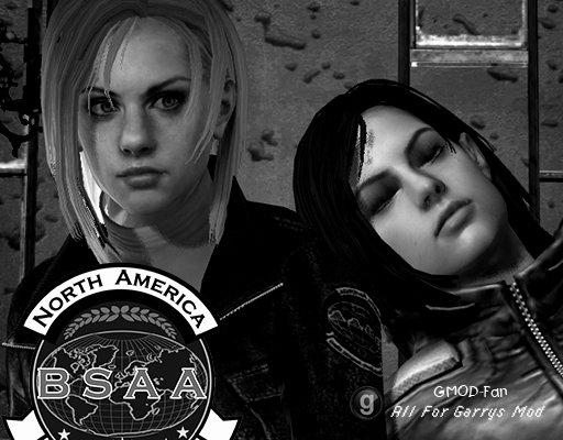 Jill Valentine pack (Resident Evil)