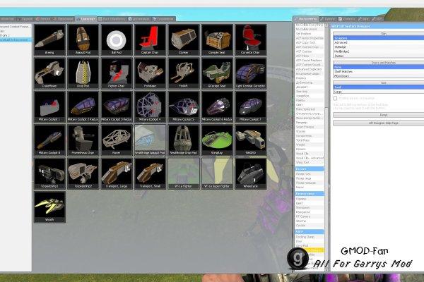 Spacebuild 3 Enhancement Pack