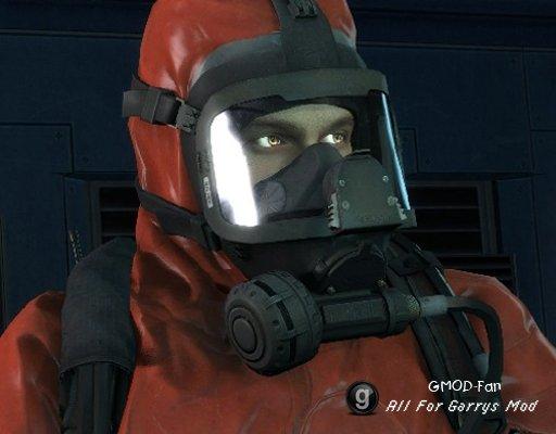 CoD Ghosts Hazmat Suit PM