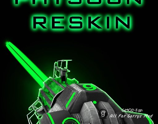 Neon Physgun