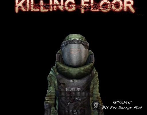 Killing Floor: E.O.D PlayerModel