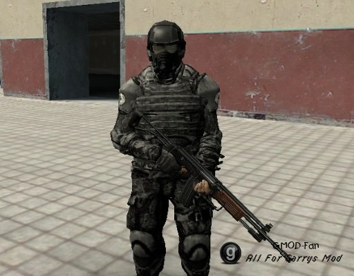 Crysis Commandos NPCs and Playermodels