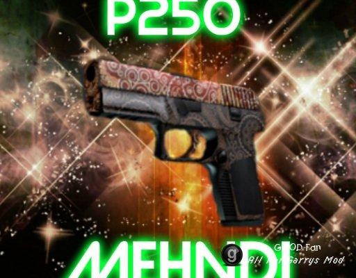 P250 - Mehndi