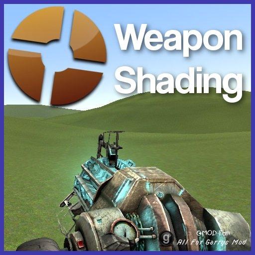 TF2 Weapon Shading