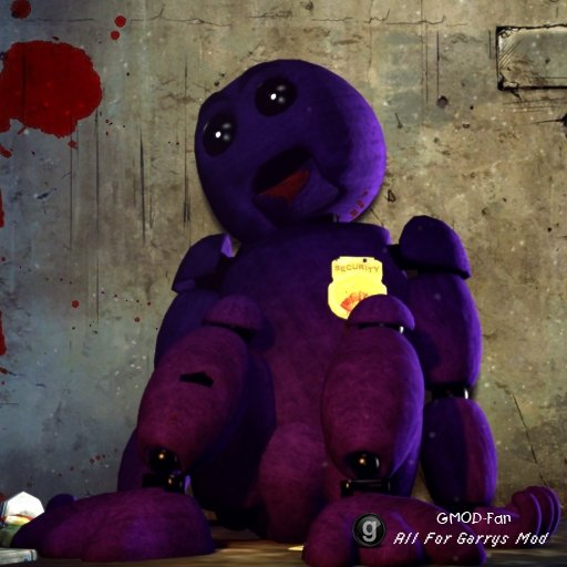 Purple Guy (Animatronic Style