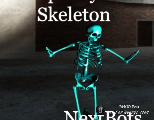 Spooky Skeleton NextBots