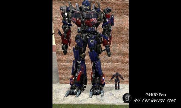 Optimus Prime скин
