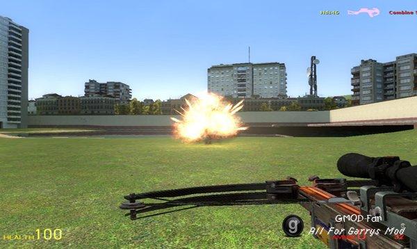 Explosive Crossbow 0.1