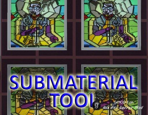 Sub Material Tool