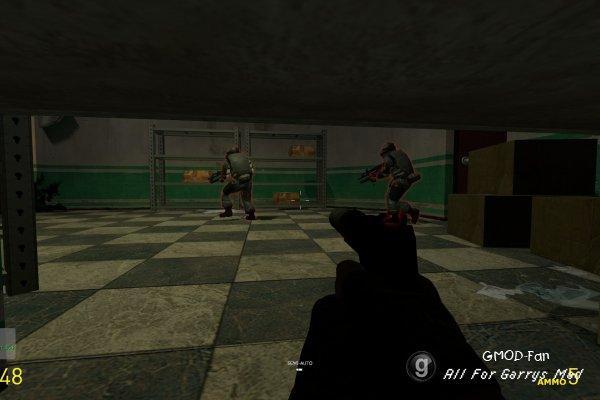 [Gamemode] The Hunt
