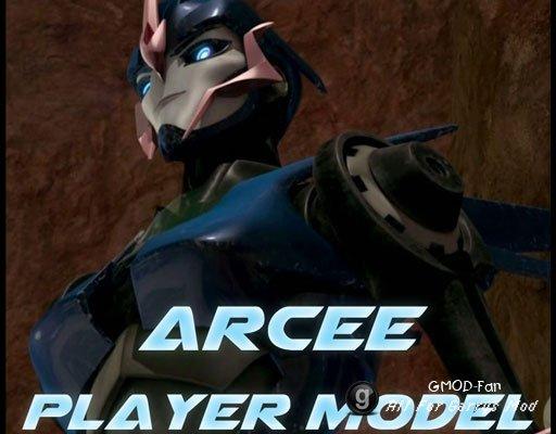 TFP Arcee Player Model