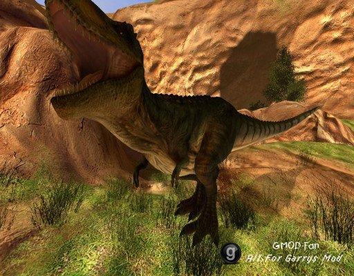 Dinosaur SNPCs
